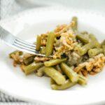Bite of Green Bean Casserole