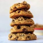 Chocolate Chip Tahini Cookie