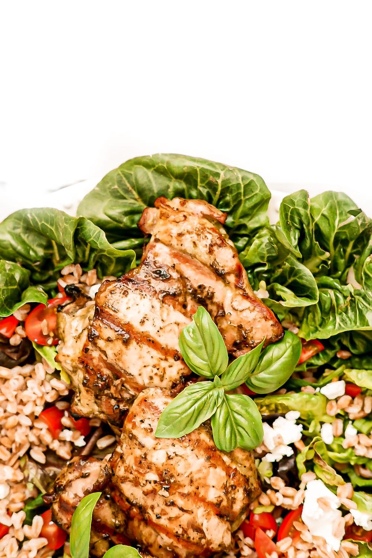 basil balsamic chicken