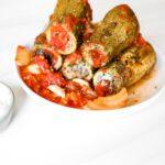 Stuffed Lebanese Kousa
