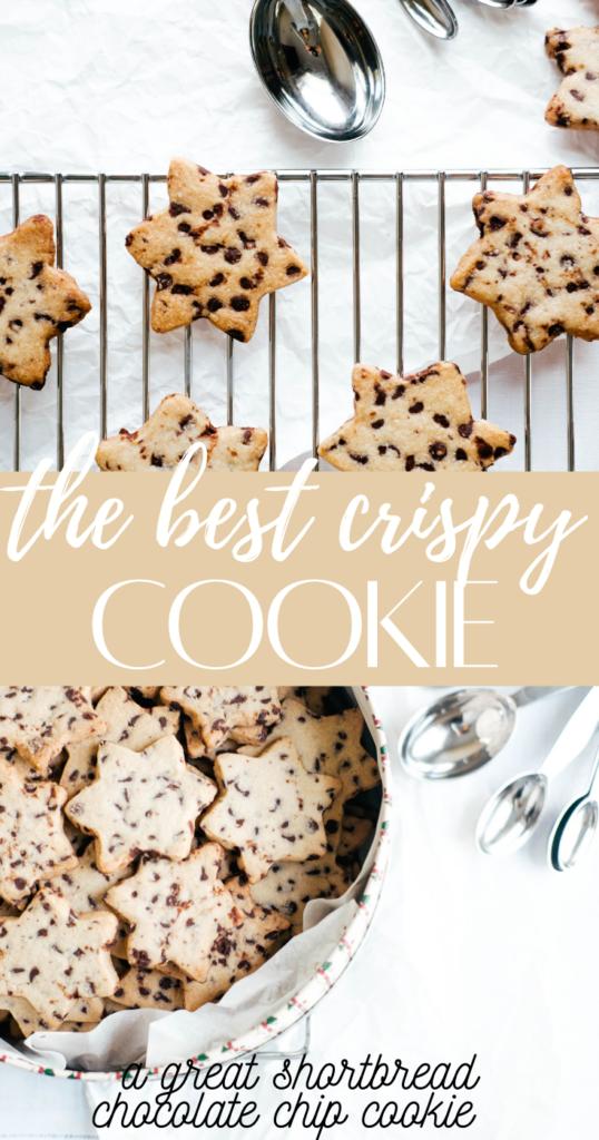 ryans favorite chocolat chip cookie pin image