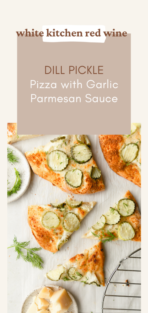 pickle pizza pin image