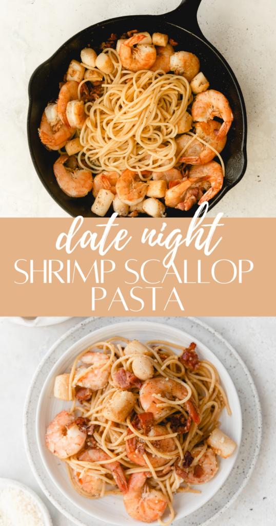 date night pasta pin image